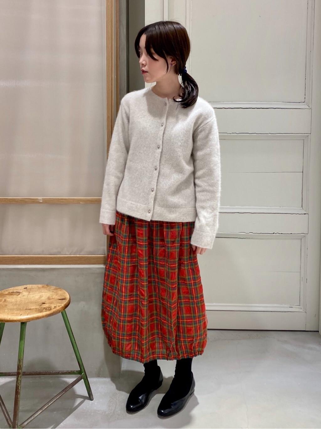 bulle de savon 渋谷スクランブルスクエア 身長:153cm 2020.12.04