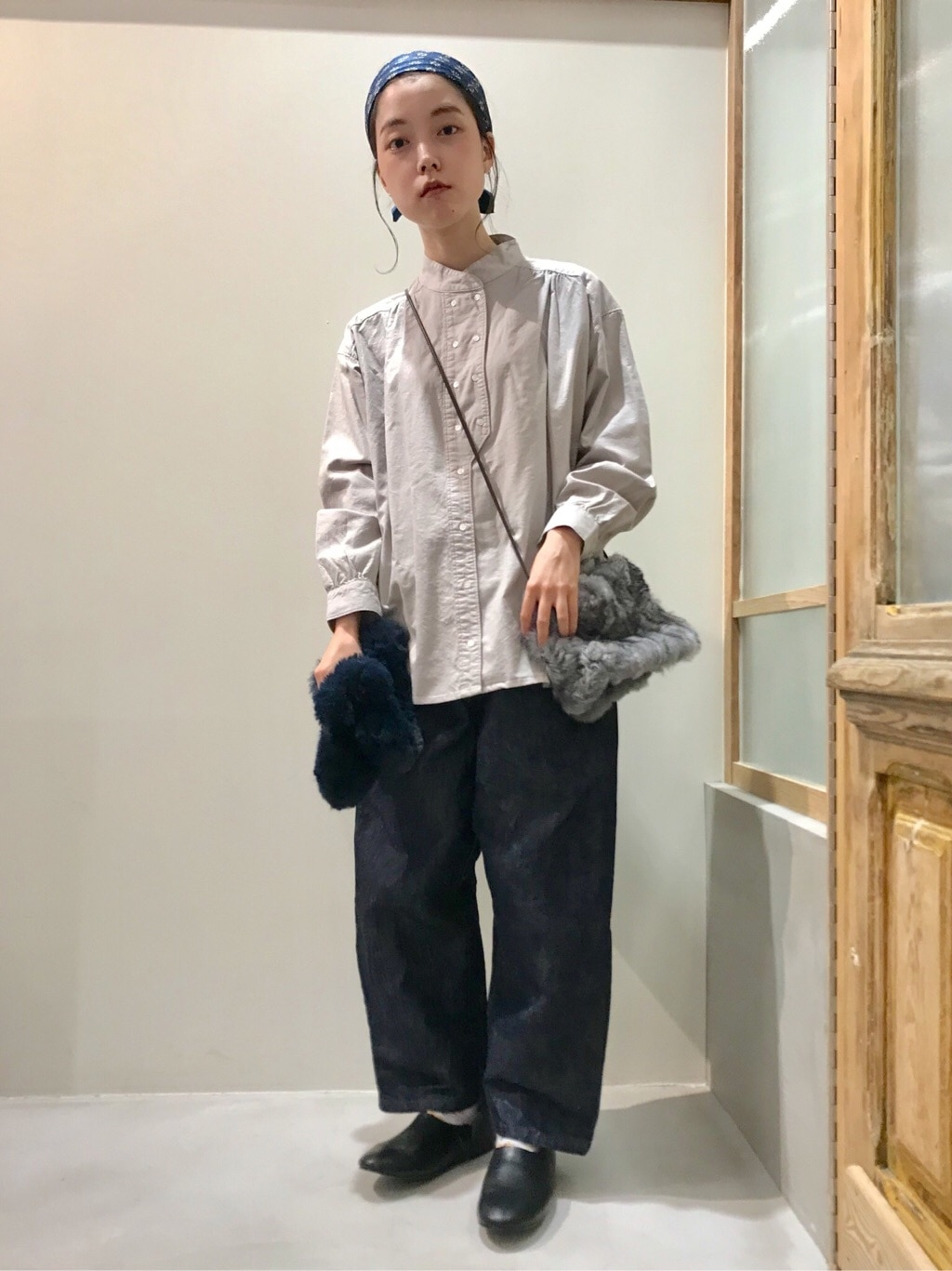 bulle de savon 渋谷スクランブルスクエア 身長:153cm 2020.09.07