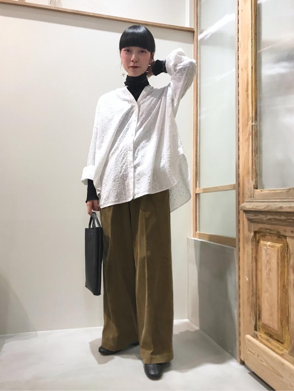 bulle de savon 渋谷スクランブルスクエア 身長:153cm 2019.12.12
