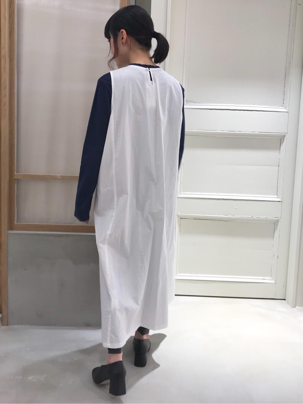 bulle de savon 渋谷スクランブルスクエア 身長:153cm 2020.01.12