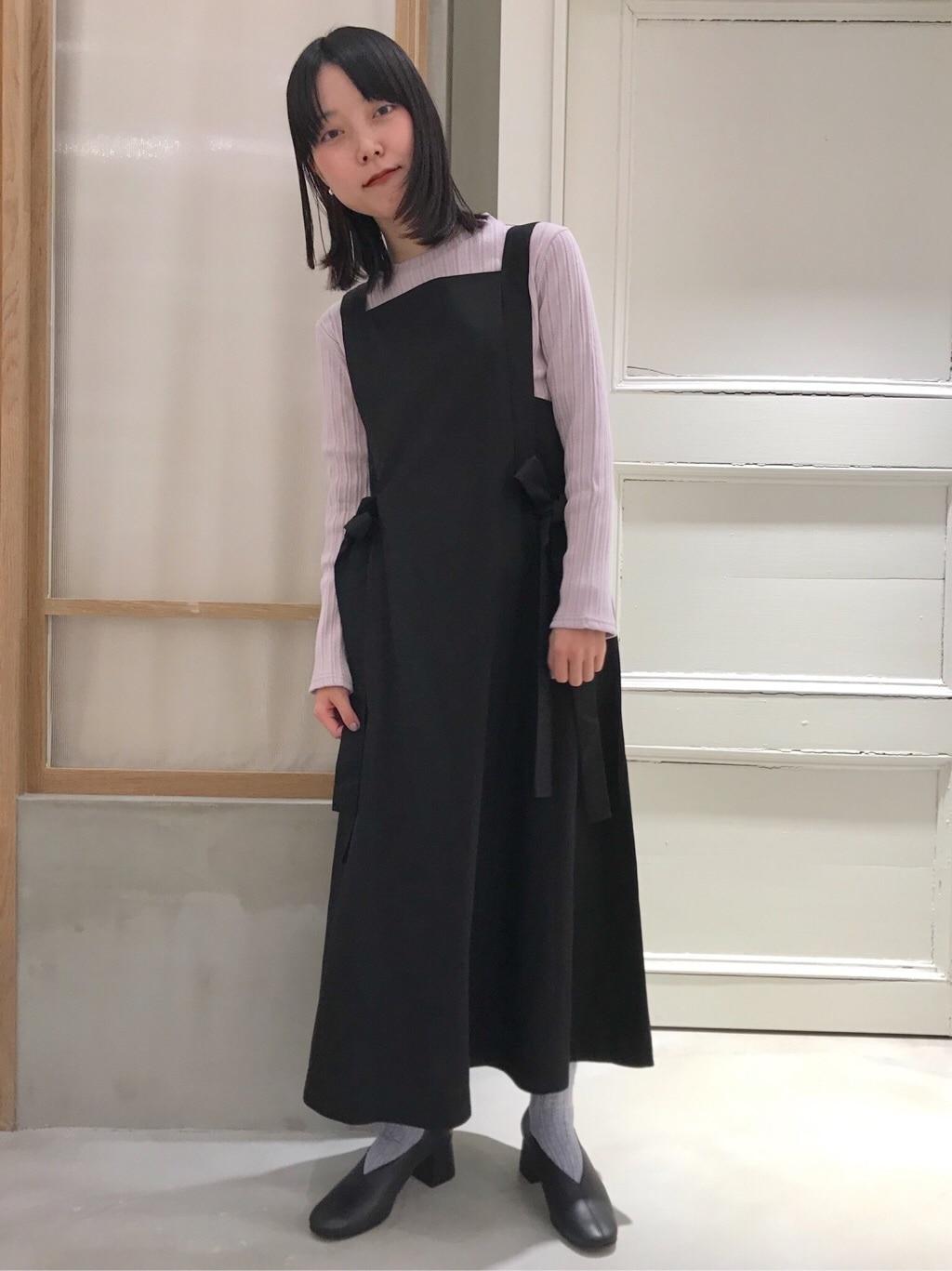 bulle de savon 渋谷スクランブルスクエア 身長:153cm 2020.02.07