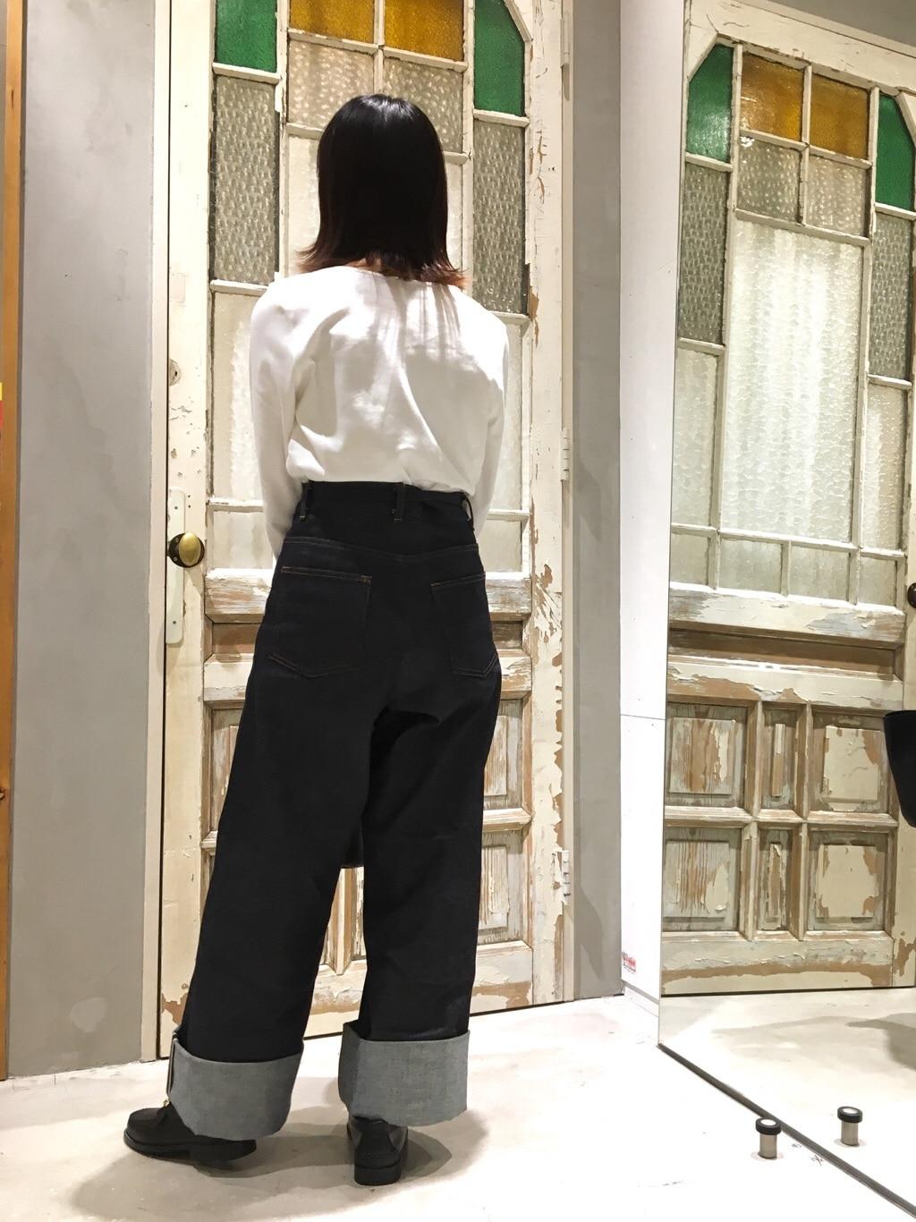 bulle de savon 中目黒路面 身長:153cm 2019.08.29