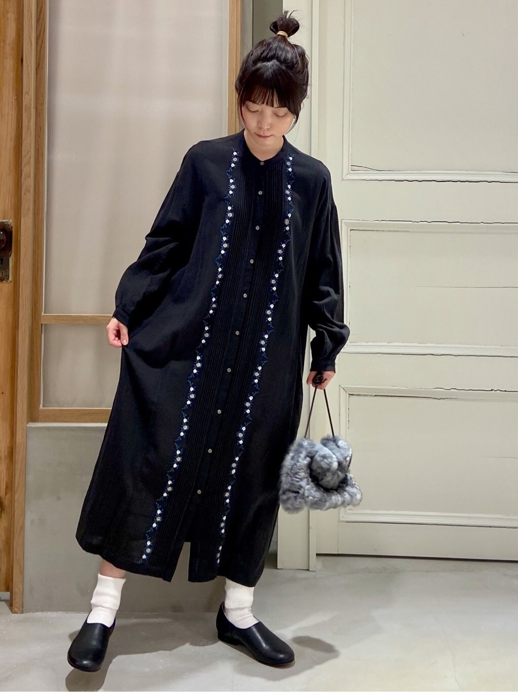 bulle de savon 渋谷スクランブルスクエア 身長:153cm 2021.01.08