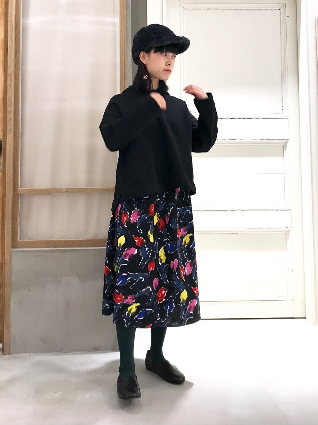 bulle de savon 渋谷スクランブルスクエア 身長:153cm 2019.11.26