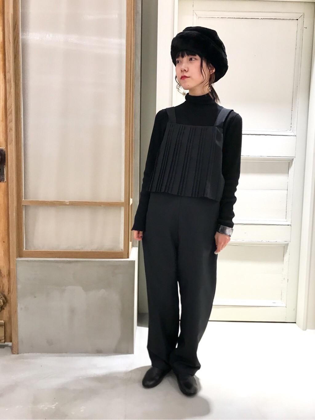 bulle de savon 渋谷スクランブルスクエア 身長:153cm 2019.12.04