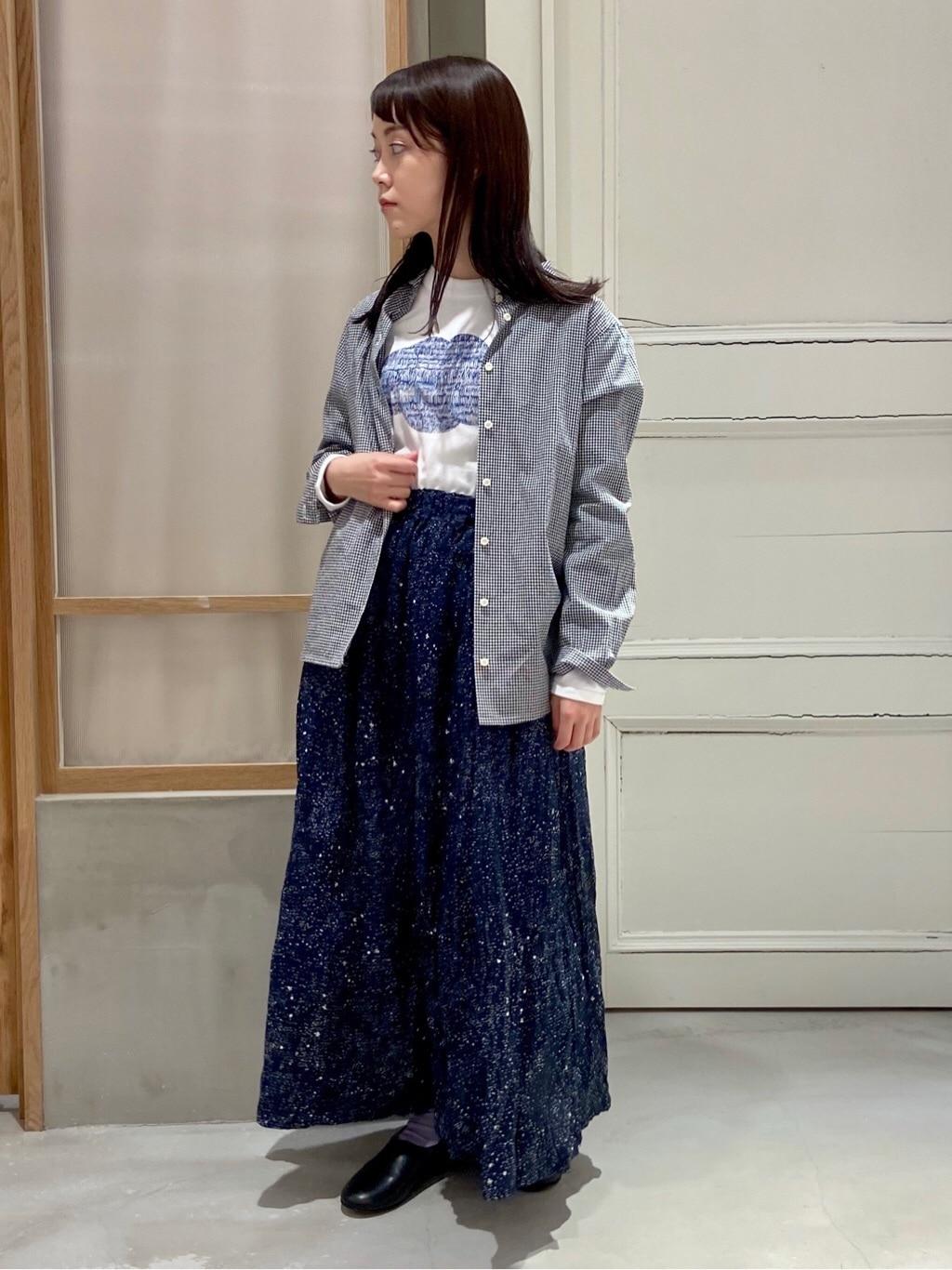 bulle de savon 渋谷スクランブルスクエア 身長:153cm 2021.01.27