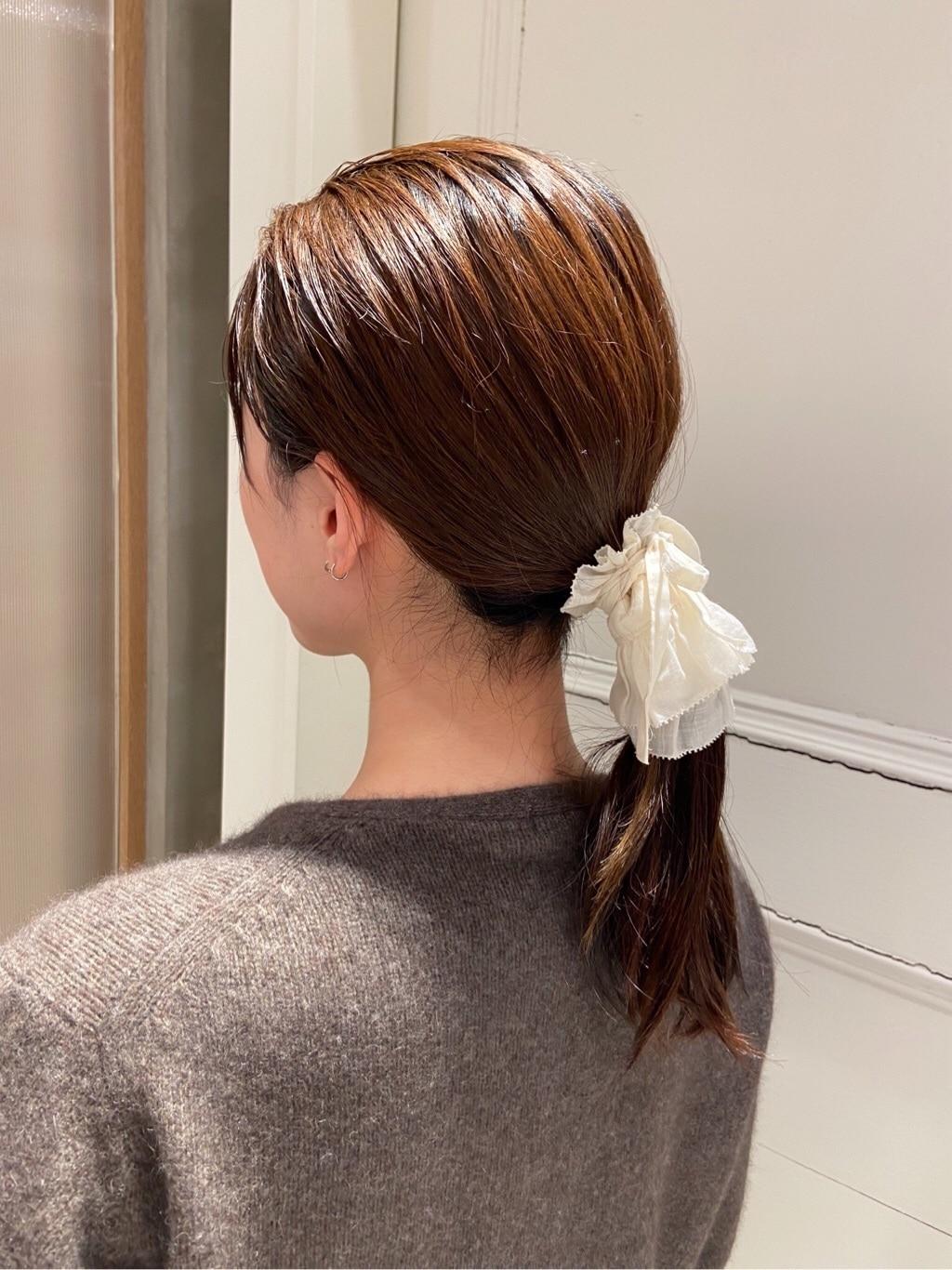 bulle de savon 渋谷スクランブルスクエア 身長:153cm 2020.11.11