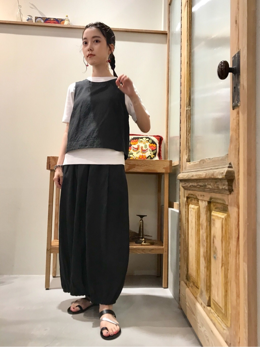 bulle de savon 渋谷スクランブルスクエア 身長:153cm 2020.07.10