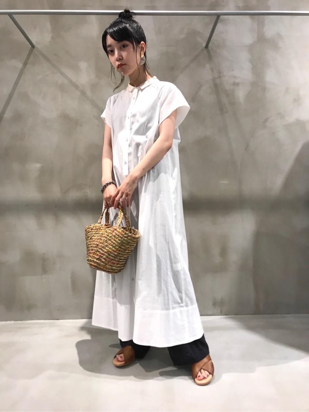 bulle de savon 渋谷スクランブルスクエア 身長:153cm 2020.06.14