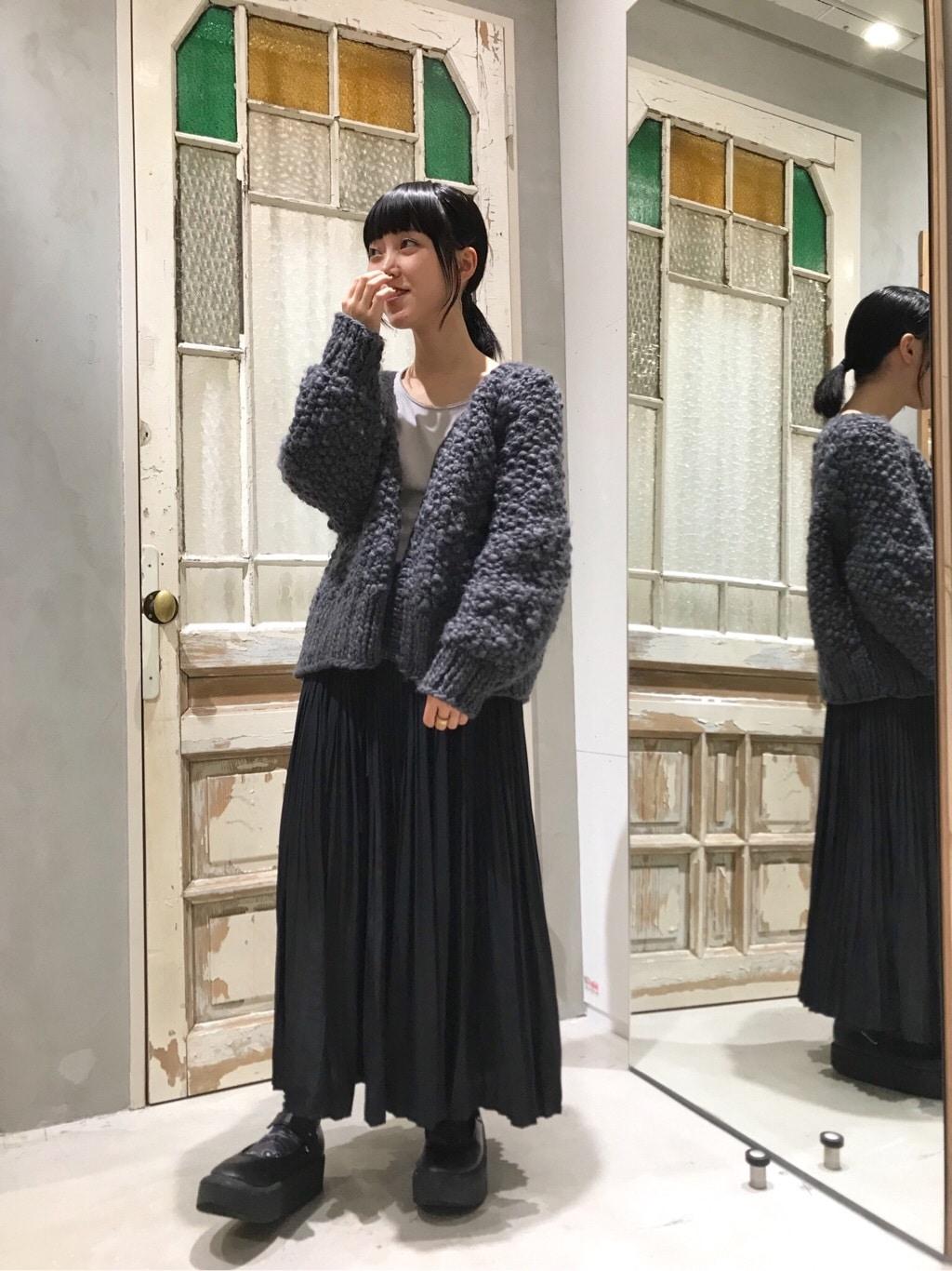 yuni 東急プラザ銀座 身長:153cm 2019.10.07