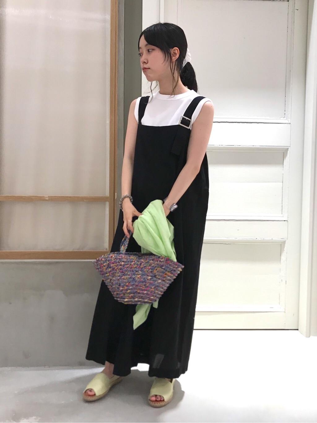 bulle de savon 渋谷スクランブルスクエア 身長:153cm 2020.06.10