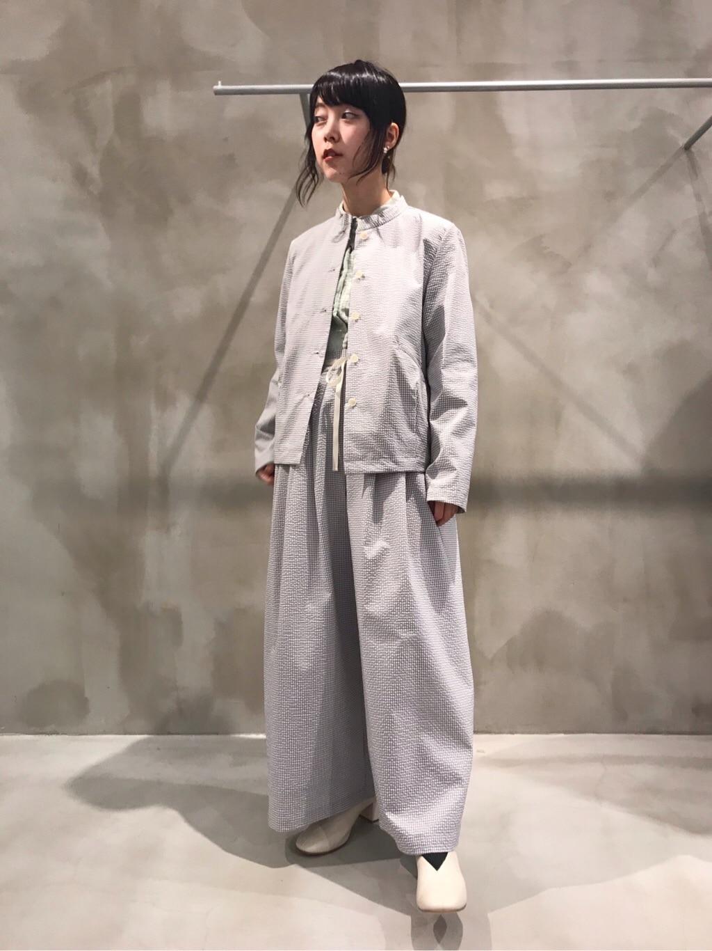 bulle de savon 渋谷スクランブルスクエア 身長:153cm 2020.03.14