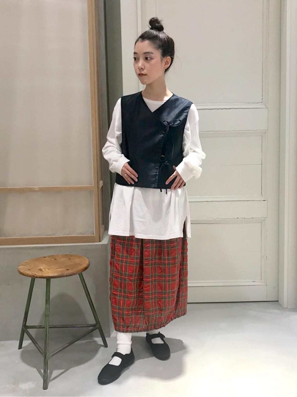 bulle de savon 渋谷スクランブルスクエア 身長:153cm 2020.10.02