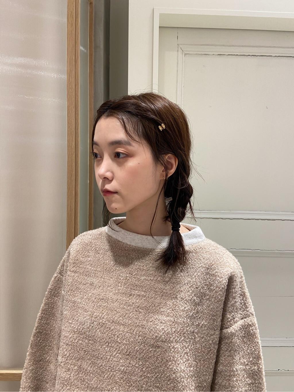 bulle de savon 渋谷スクランブルスクエア 身長:153cm 2020.11.17