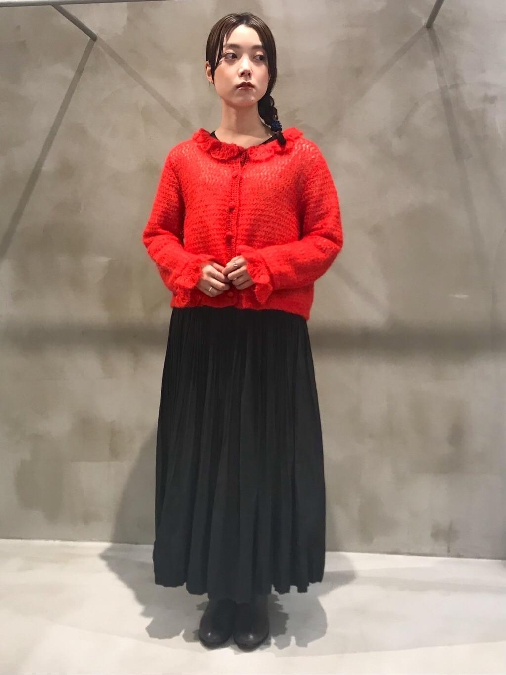 bulle de savon 渋谷スクランブルスクエア 身長:153cm 2020.10.26