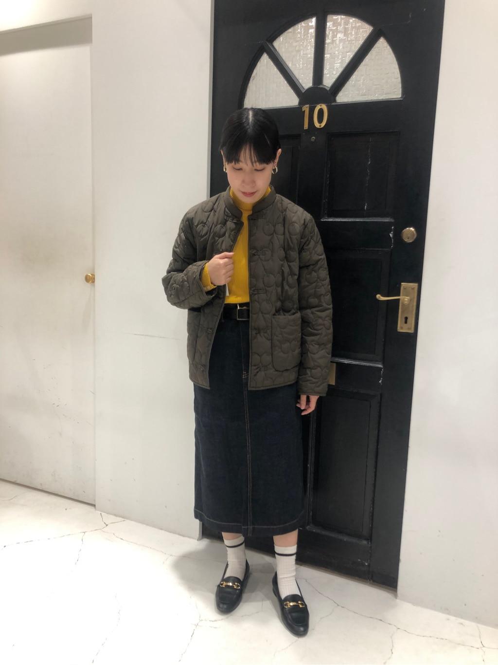 Dot and Stripes CHILD WOMAN ルクアイーレ 身長:151cm 2020.11.27
