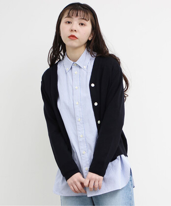 ○40/2プレミアムOX ボタンダウンシャツ