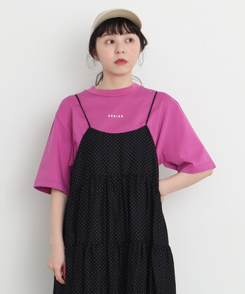 〇CERISE プリント半袖 BIG Tシャツ