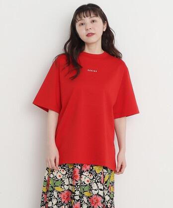 △〇CERISE プリント半袖 BIG Tシャツ