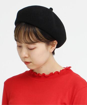 太ちょぼ WOOLベレー帽