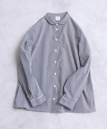 △itsumo ベーシック レギュラーシャツ