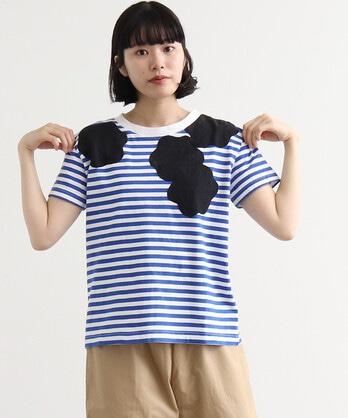 ○ちらばるmoku Tシャツ