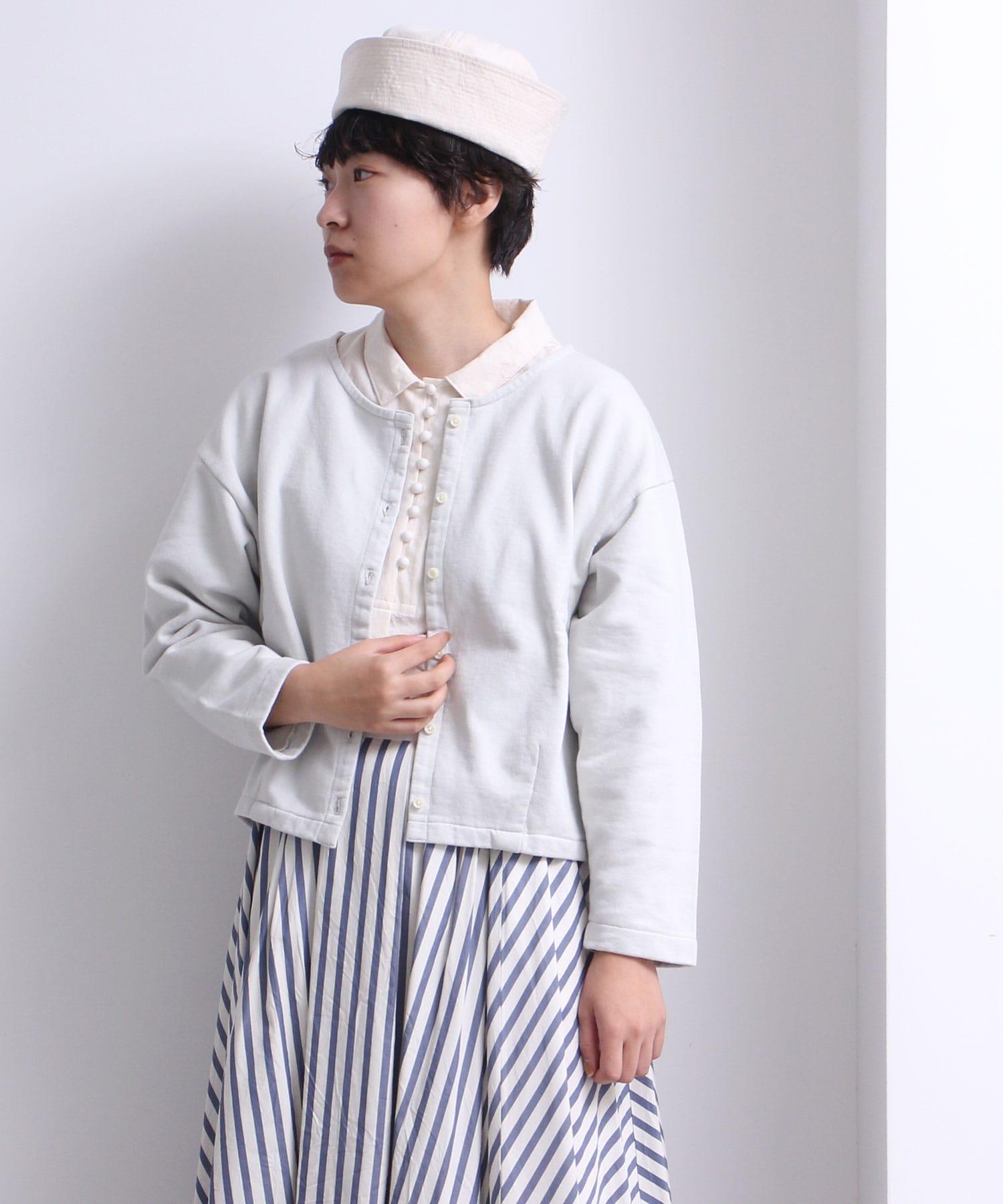 △30/10裏毛 カーディガン