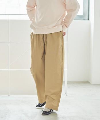 ○スーピマコットン chino パンツ