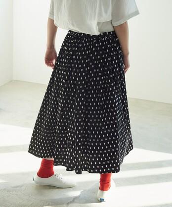 【予約販売】○mizutamaプリーツスカート