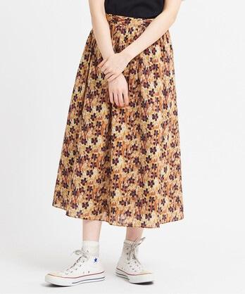 △〇LB DaisyRoar ギャザースカート