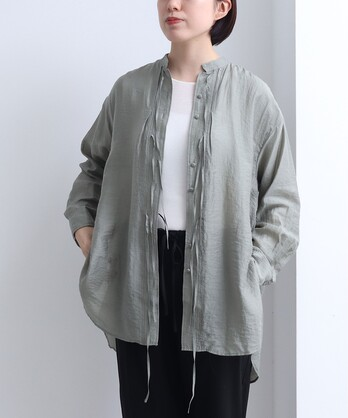 ○cellulose silk srtings シャツ