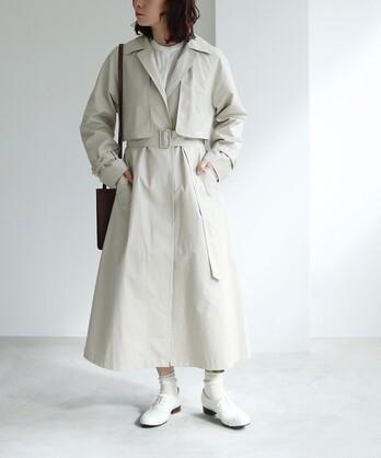 ○Finxウェザー Coat