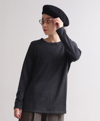 △Grandich Wool 天竺 クループルオーバー