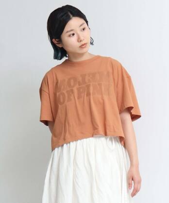 △○DEPEND天竺チビ丈Tシャツ