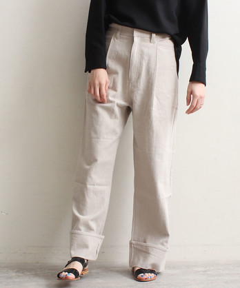 HEMP/Cカツラギ 5ポケットパンツ