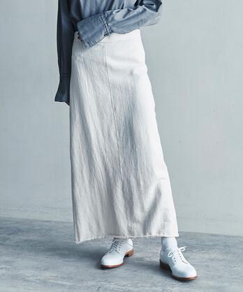 ○ワーカーズストレートスカート