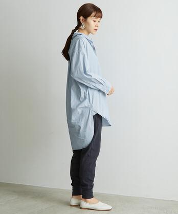 〇FINX100/2ブロード bigシャツ