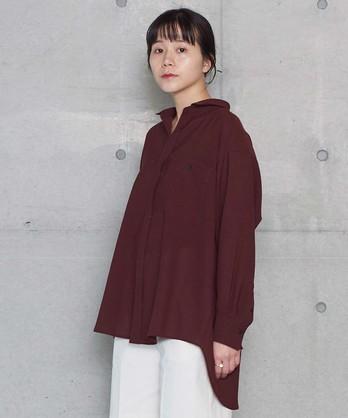 ○サバンナポプリン オーバーシャツ