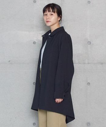 △○DICROS AIRO ステンカラーショートコート