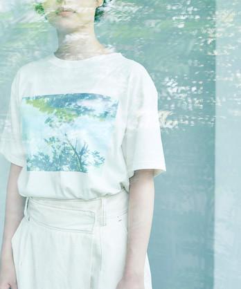 △【yoichi onoda×note et silence.】photographer Tシャツ