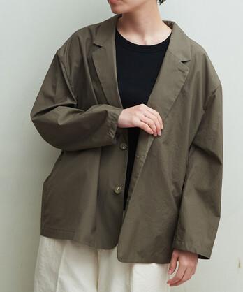 せせらぎウェザー シャツジャケット
