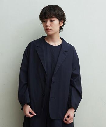 △せせらぎウェザー シャツジャケット