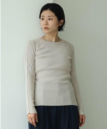 ○High twist cotton クループルオーバー