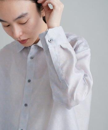 オーガンジーJQ レギュラーシャツ