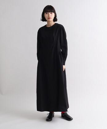 ○80CTP 綾ダンプトリプルワッシャー ルーズコルセットドレス