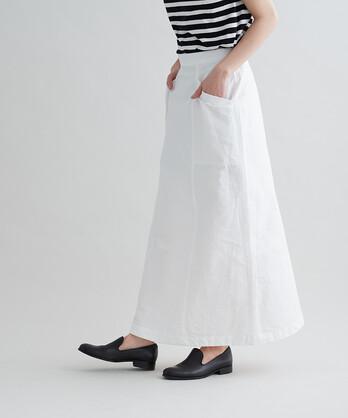 ○オックス ロングマーメイドスカート