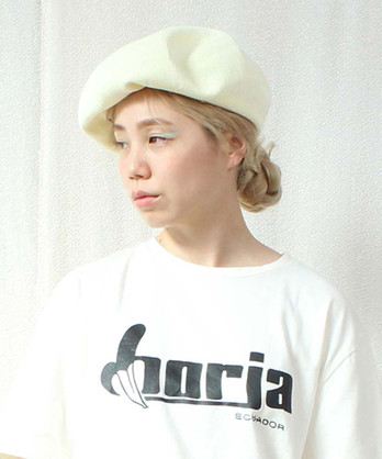 《nine Taylor別注》reed hat