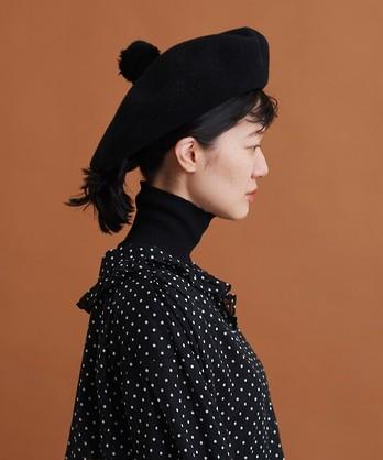 〇malle ベレー帽