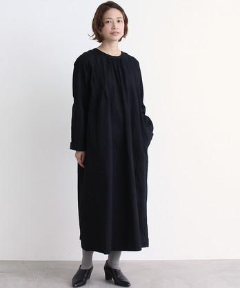 malle デニム ワークドレス