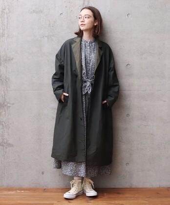 △フィンクスグログラン オーバーコート
